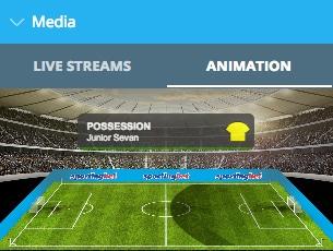 SportingBet In-Play